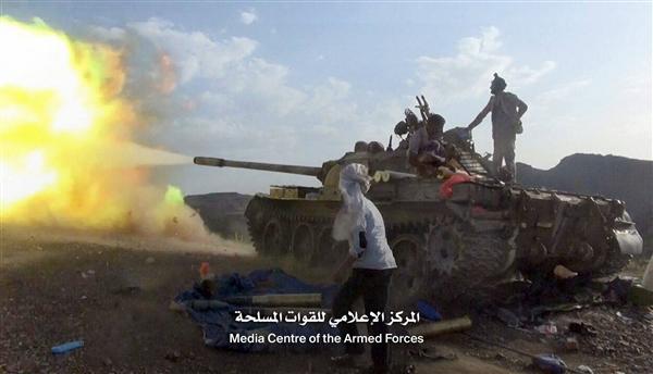 مقتل 11 حوثياً في الضالع والجيش يهاجم مواقع المليشيا جنوب دمت