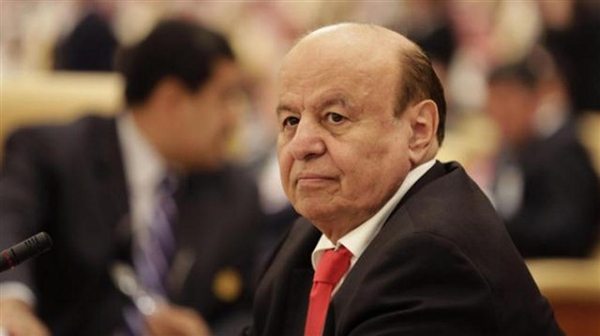 President Hadi: Houthis don't believe in coexistence