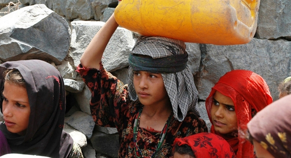 Taiz people face threat of imminent famine