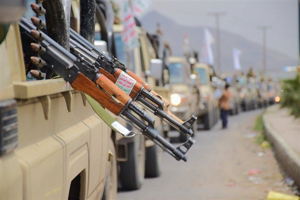 Houthis commit 3000 human rights violations in Dhamar