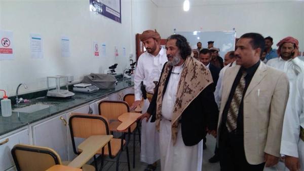 افتتاح كلية التربية والعلوم الإنسانية في الجوف كأول صرح علمي في التعليم العالي بالمحافظة