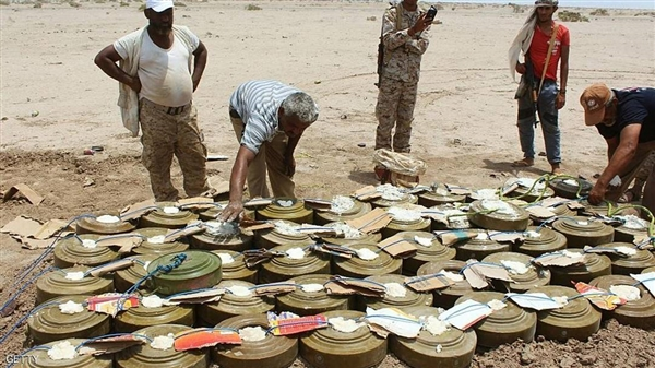 Houthis planted in Yemen largest number of landmines since WWII, demining official says
