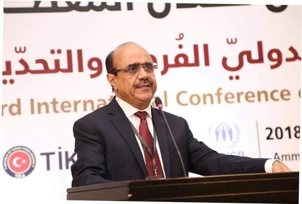العمراني: الحوثيون أعاقوا جهود مكافحة الإرهاب وهم إرهابيون بالممارسة والفكر