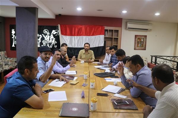 الجالية اليمنية تعقد أولى اجتماعاتها والحجاجي يؤكد على ضرورة إنجاح العمل في خدمة اليمنيين في ماليزيا