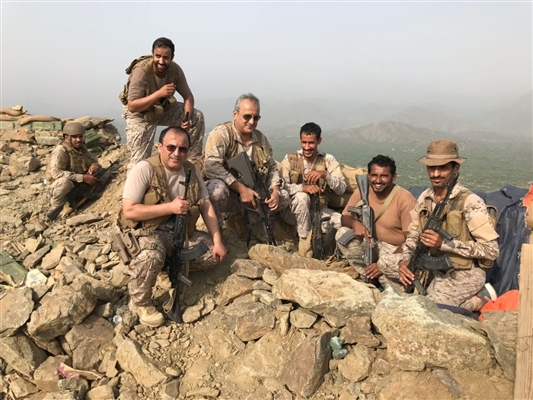 Fahad Bin Turki visits border fronts, praises army victories