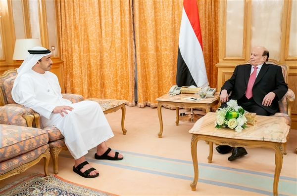 President Hadi to pay official visit to UAE