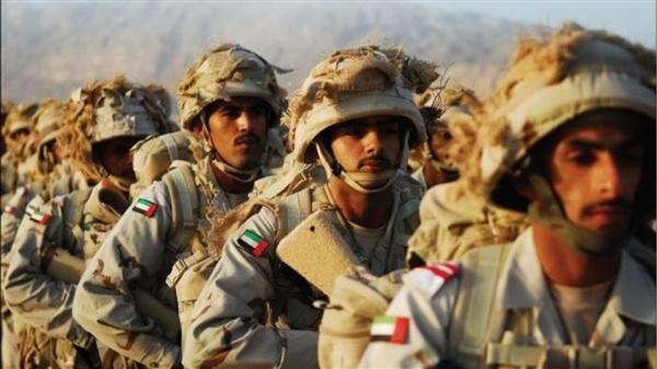 الإمارات تعلن استشهاد أربعة من جنودها في اليمن