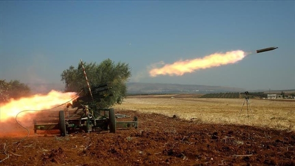اعتراض صاروخ بالستي اطلقته المليشيات على خميس مشيط السعودية