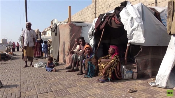 Yemen: Rights Radar calls on the UN to put an end to the suffering of the IDPs of Hodeidah