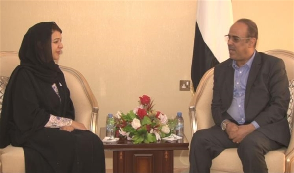 Maysari stresses to UAE minister imperative of subjecting informal prisons to prosecution