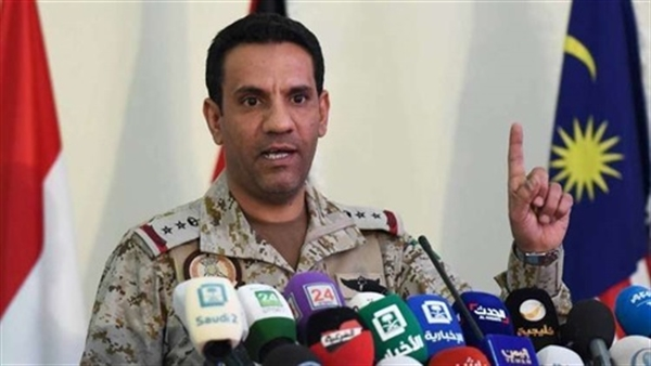 We've evidences of foreign experts involvement in training Houthis: Arab Coalition