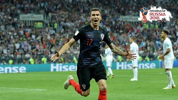 كرواتيا تصنع التاريخ وتتأهل لنهائي المونديال لأول مرة