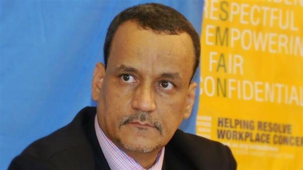 ولد الشيخ: قضية اليمن طالت ويجب التوصل إلى حل ونرفض أي تهديد للحكومة اليمنية
