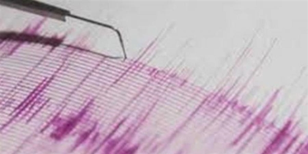A 5.6-magnitude earthquake observed off Hadramout and Mahrah coasts