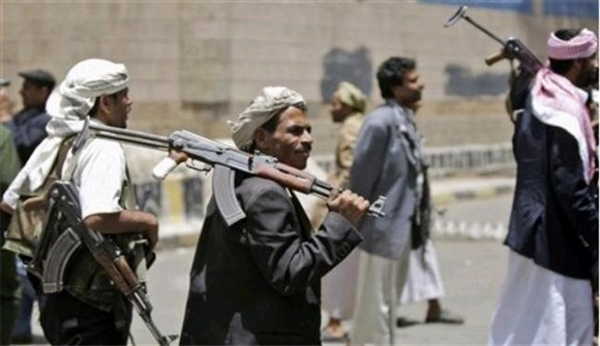 Dhamar: Houthis transferred 41 abductees from Otma jail to unknown places