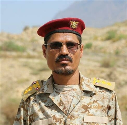 Iranian and Hezbollah militants spotted in eastern Taiz, military spokesman warns