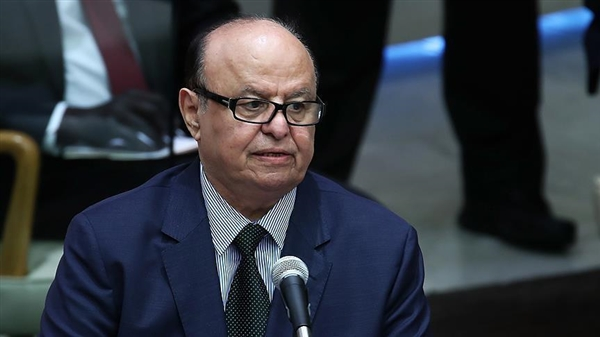 Hadi phone calls senior presidential guard officer who survived assassination