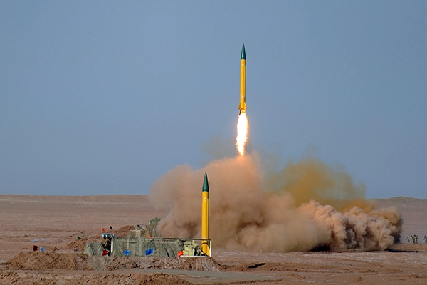 Saudi air forces intercept two ballistic missiles