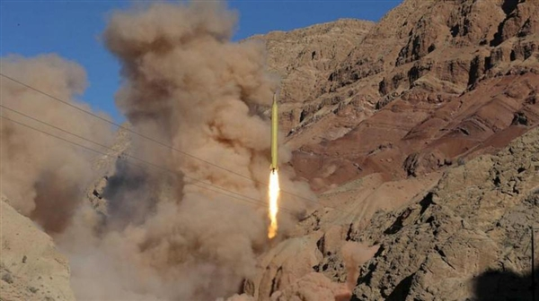 Saudi air defenses intercept Houthi ballistic missile