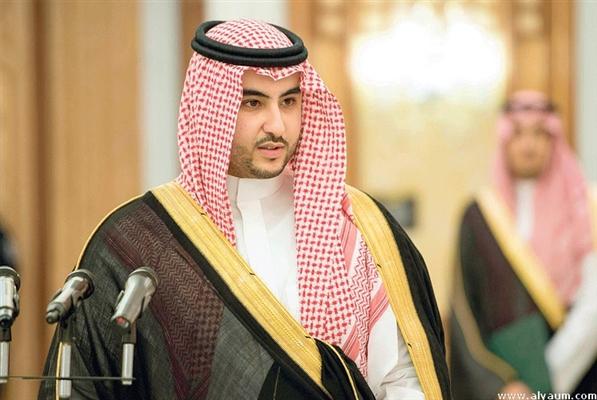 الأمير خالد بن سلمان: أمن البحر الأحمر من أمن المملكة والعالم أجمع