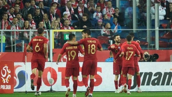 البرتغالي يحقق انتصارا ثمينا على مضيفه البولندي