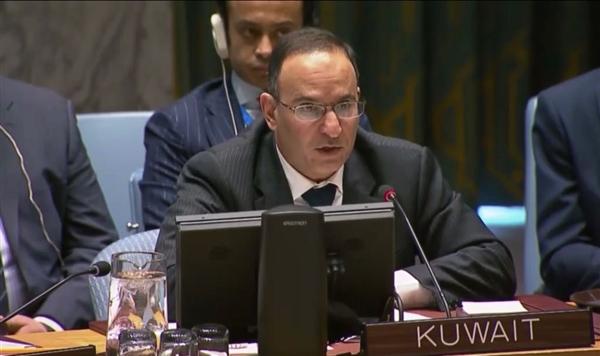 الكويت تبدي استعدادها توفير دعم لوجستي لضمان مشاركة اليمنيين بمشاورات السويد