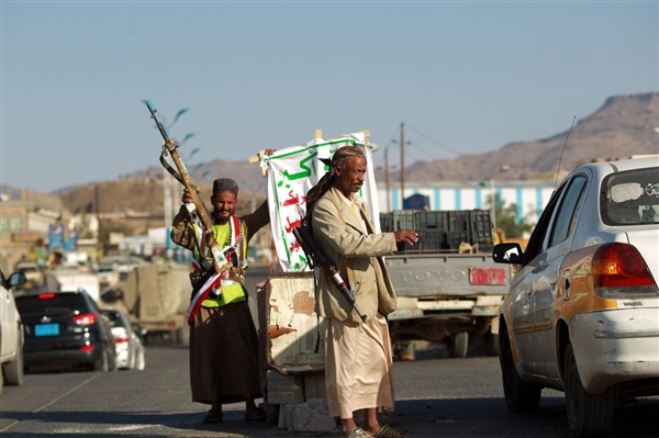 Houthi militant kills and injures more than 10 people in Sana'a
