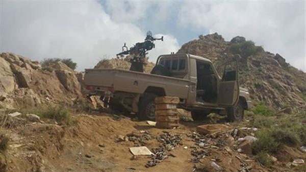 صعدة.. قوات الجيش الوطني تواصل تقدمها في رازح وتحرر مواقع جديدة