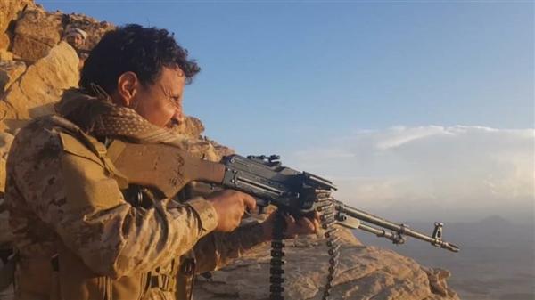 قتلى وجرحى وأسرى حوثيون في تقدم جديد بأطراف مدينة دمت بالضالع