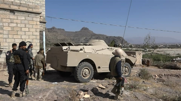 مصرع وجرح عشرات الحوثيين في معارك جنوب وغرب دمت بالضالع