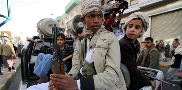 Yemeni advocate: About 50 children recruited from one school killed