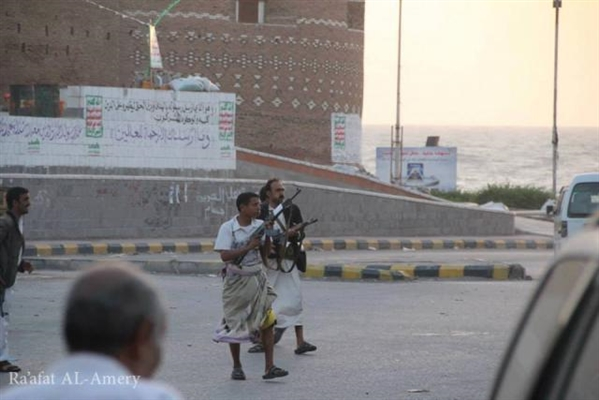 Houthis send military reinforcements to Hodeida