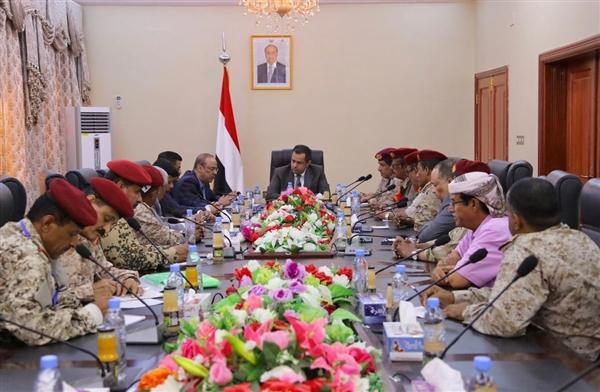 اللجنة الأمنية العليا: الهجوم الإرهابي على العند يعكس عدم جدية المليشيا للجنوح للسلام