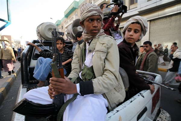 Houthis force IDPs to leave areas of Hodeida