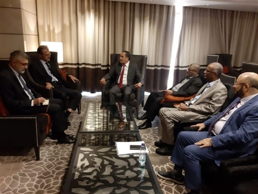 Parliamentary bloc of Islah meets French Ambassador