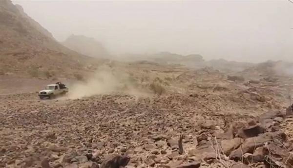 الجيش الوطني يحرر مواقع جديدة في جبهة باقم بصعدة