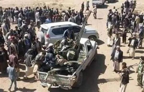 تجدد الاشتباكات في حجور والمليشيات تقصف منازل السكان بالدبابات والمدفعية الثقيلة