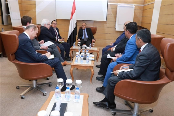 Vice President: Houthis impede the Sweden Agreement