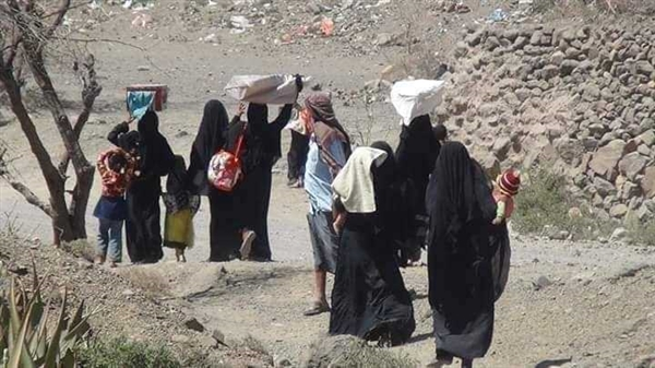 Houthis indiscriminately bombard civilians in Ibb