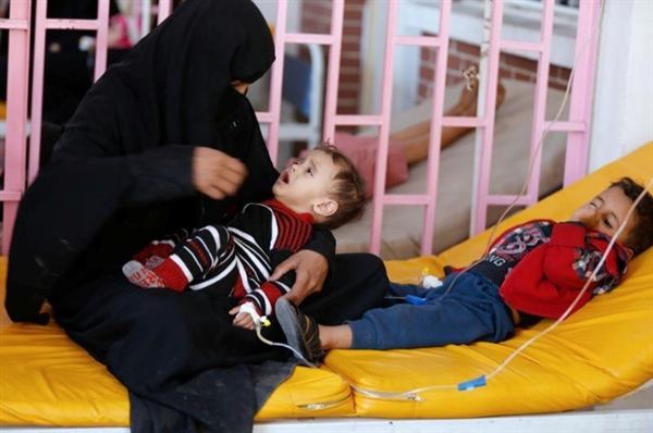 AP: Houthis blocked shipment of cholera vaccines