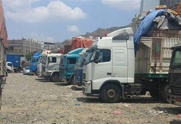 Houthis seize 20 relief trucks