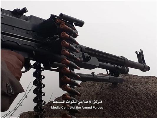 الجيش يحرز تقدماً جديداً في رازح بصعدة