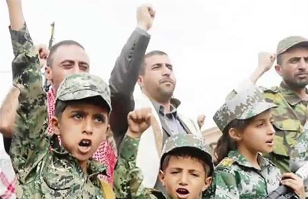 Houthis continue recruitment of child soldiers