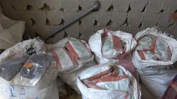 أمن الجوف يضبط كمية من الحشيش المخدر كانت في طريقها إلى مناطق سيطرة الحوثيين