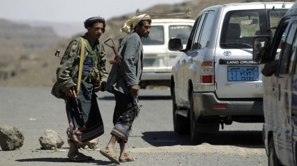 Government blames Houthis for deadly attack in Sa'ada