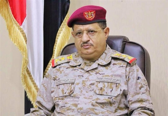 Defense Minister: Aden rebellion inhibits counterterrorism efforts
