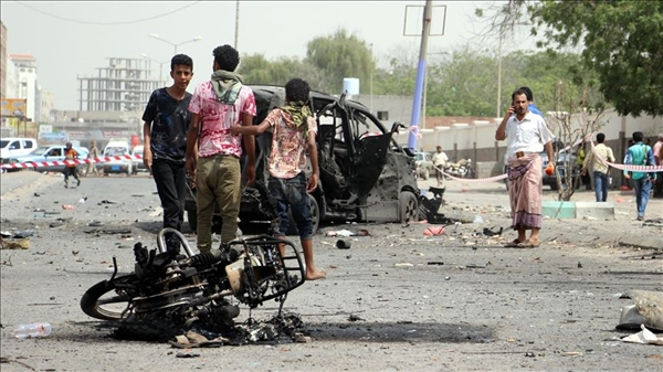 Yemen condemns Emirati bombing against government forces