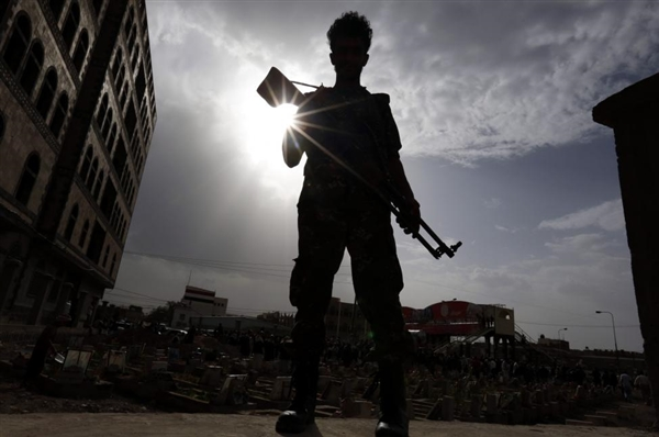 International experts: Houthis committed war crimes