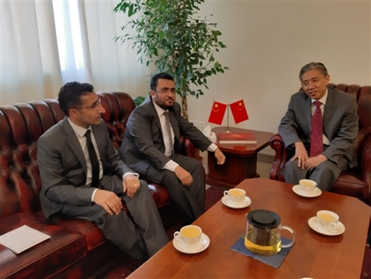 Islah commends China support for Yemen's stability