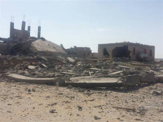 مليشيا الحوثي ترتكب 16 ألف انتهاك بحق المدنيين في الجوف